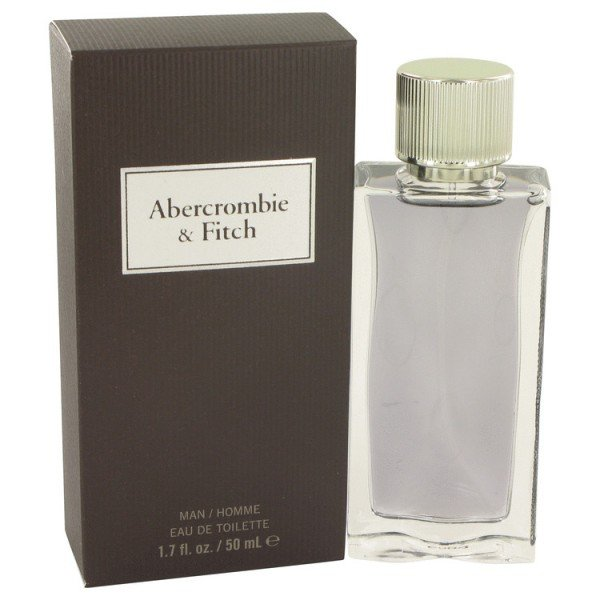 First instinct de abercrombie & fitch eau de toilette spray 50 ml