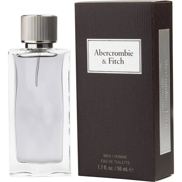 First instinct - abercrombie & fitch eau de toilette spray 50 ml