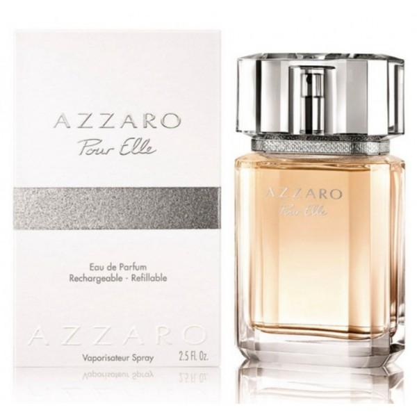 Azzaro pour elle -  eau de parfum spray 75 ml