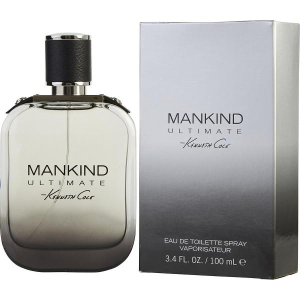 Mankind ultimate - kenneth cole eau de toilette spray 100 ml
