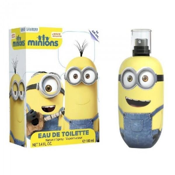 Minions -  eau de toilette spray 100 ml