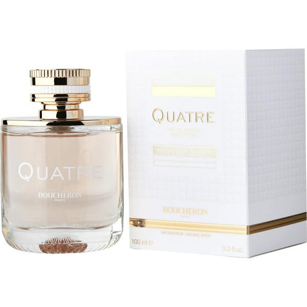 Quatre pour femme - boucheron eau de parfum spray 100 ml