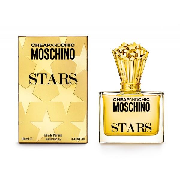 Cheap & chic stars - moschino eau de parfum spray 100 ml