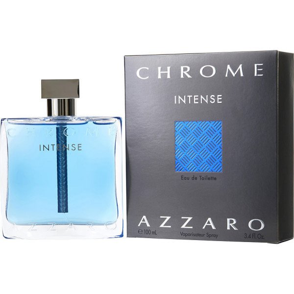 Chrome intense - loris  eau de toilette spray 100 ml