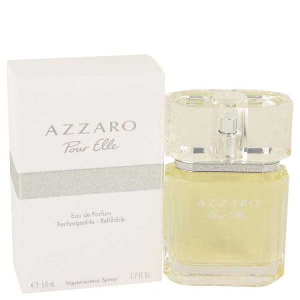 Azzaro pour elle -  eau de parfum spray 50 ml