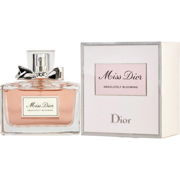 Miss dior absolutely blooming -  eau de parfum spray 100 ml