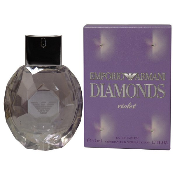 Emporio armani diamonds violet - giorgio armani eau de parfum spray 50 ml