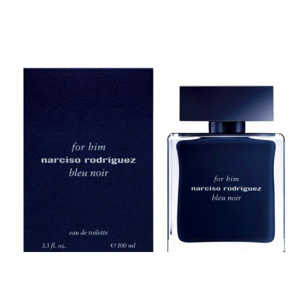 Bleu noir for him - narciso rodriguez eau de toilette spray 100 ml