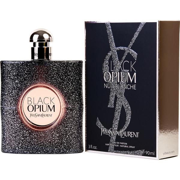 Black opium nuit blanche - yves saint laurent eau de parfum spray 90 ml