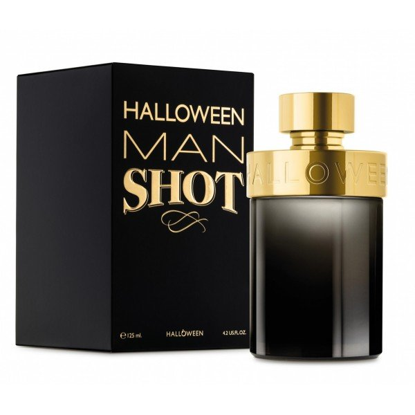 Halloween man shot de  eau de toilette spray 125 ml