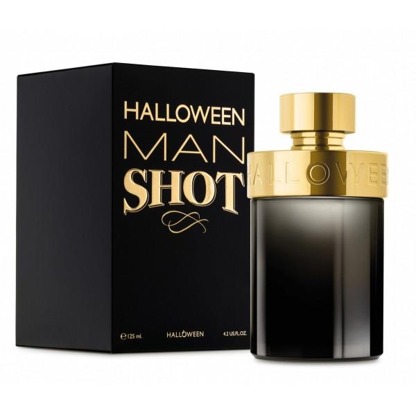 Halloween man shot - jesus del pozo eau de toilette spray 125 ml