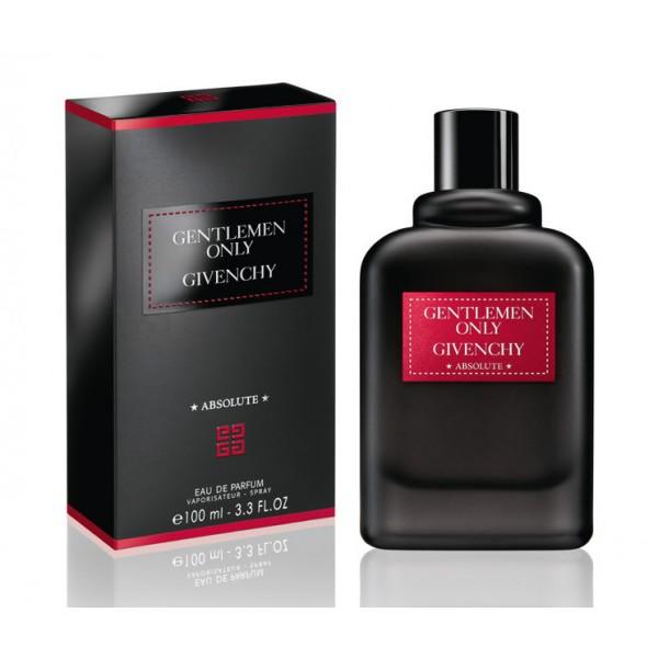 Gentlemen only absolute -  eau de parfum spray 100 ml