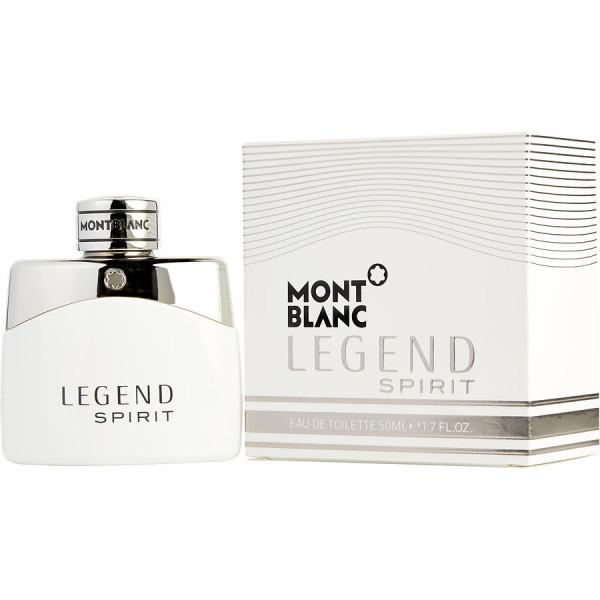 Legend spirit -  eau de toilette spray 50 ml