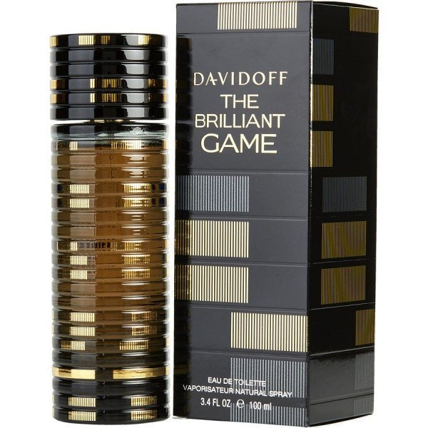 The brilliant game de  eau de toilette spray 100 ml