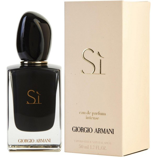 Sì intense - giorgio  eau de parfum intense spray 50 ml