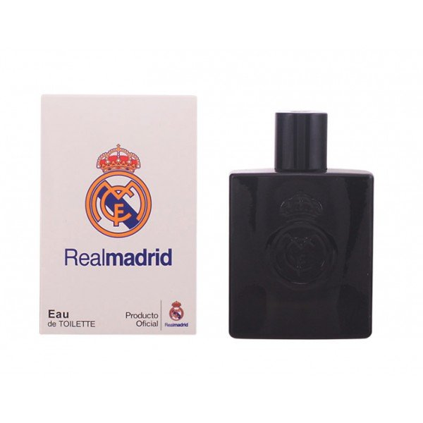 Real madrid black -  eau de toilette spray 100 ml