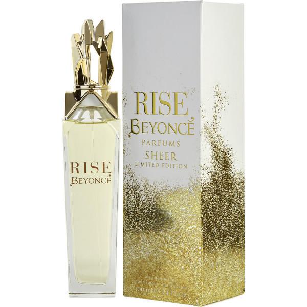 Rise sheer - beyoncé eau de parfum spray 100 ml
