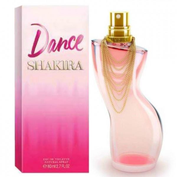 Dance - shakira eau de toilette spray 80 ml