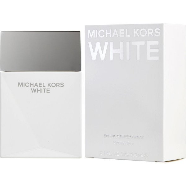White - michael kors eau de parfum spray 100 ml