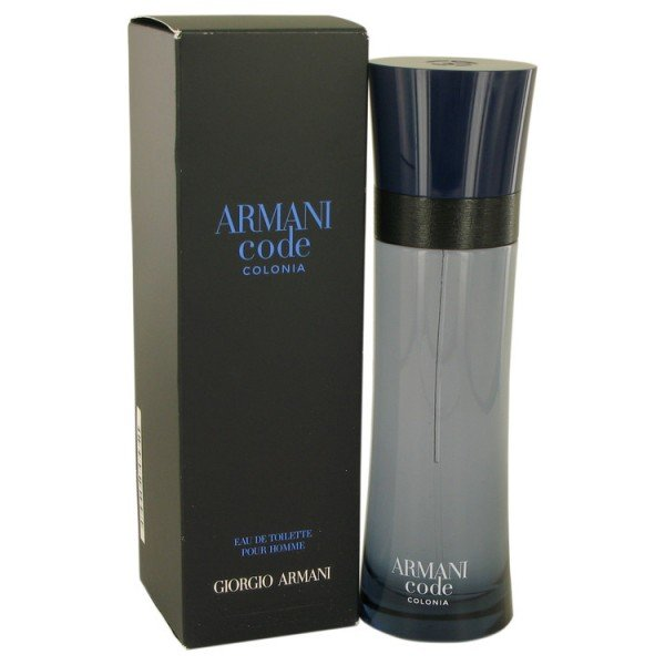 code colonia - giorgio  eau de toilette spray 125 ml