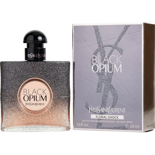 Black opium floral shock -  eau de parfum spray 50 ml