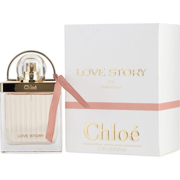 Love story eau sensuelle - chloé eau de parfum spray 50 ml