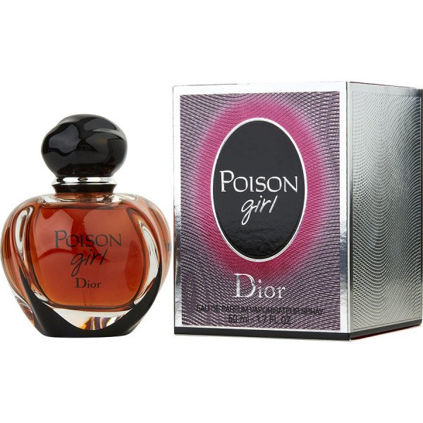 Poison girl -  eau de parfum spray 50 ml
