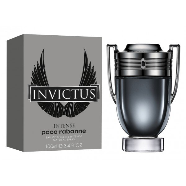 Invictus intense -  eau de toilette intense spray 100 ml