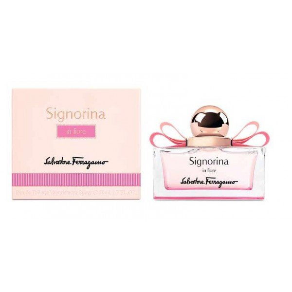 Signorina in fiore -  eau de toilette spray 100 ml