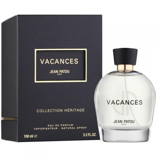 Vacances - jean patou eau de parfum spray 100 ml
