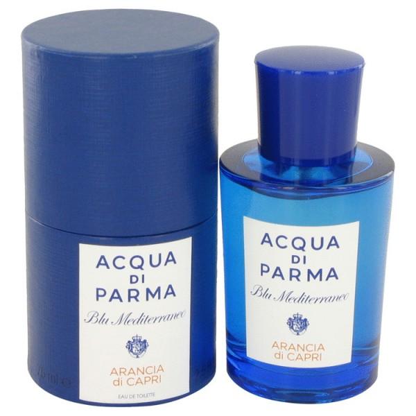 Blu mediterraneo arancia di capri -  eau de toilette spray 75 ml