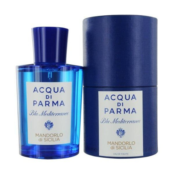 Blu mediterraneo mandorlo di sicilia -  eau de toilette spray 150 ml