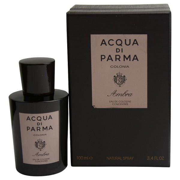 Colonia ambra -  cologne spray 100 ml