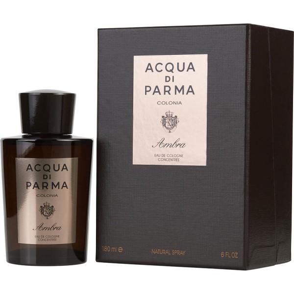 Colonia ambra -  cologne spray 180 ml
