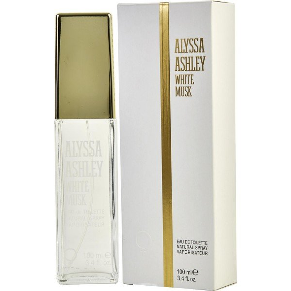 White musk -  eau de toilette spray 100 ml