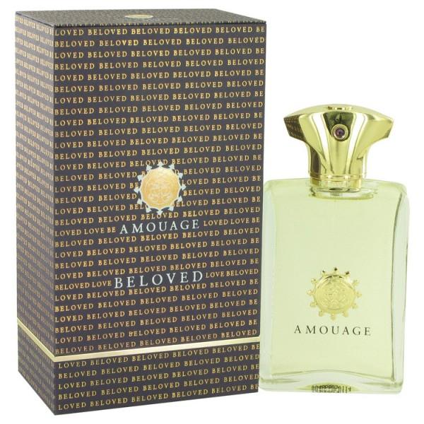 Beloved -  eau de parfum spray 100 ml