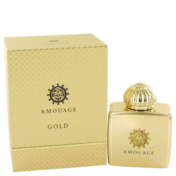 Gold -  eau de parfum spray 100 ml