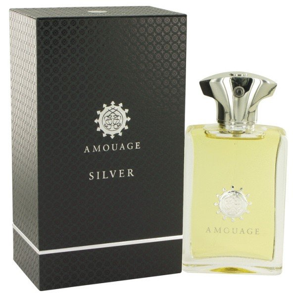 Silver -  eau de parfum spray 100 ml