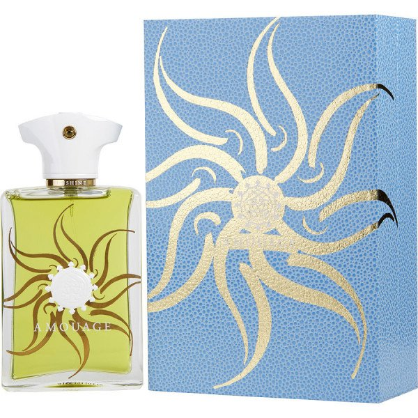 Sunshine -  eau de parfum spray 100 ml