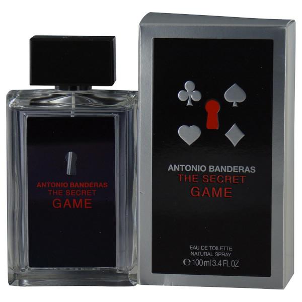 The secret game -  eau de toilette spray 100 ml