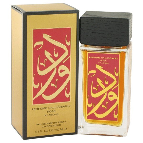 Calligraphy rose de  eau de parfum spray 100 ml