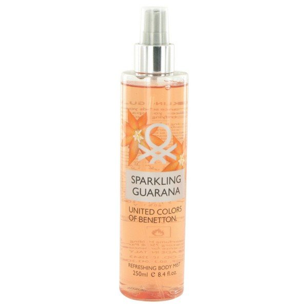 Sparkling guarana -  brume corporelle 250 ml