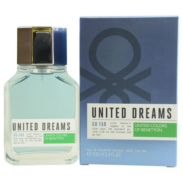 United dreams go far -  eau de toilette spray 100 ml