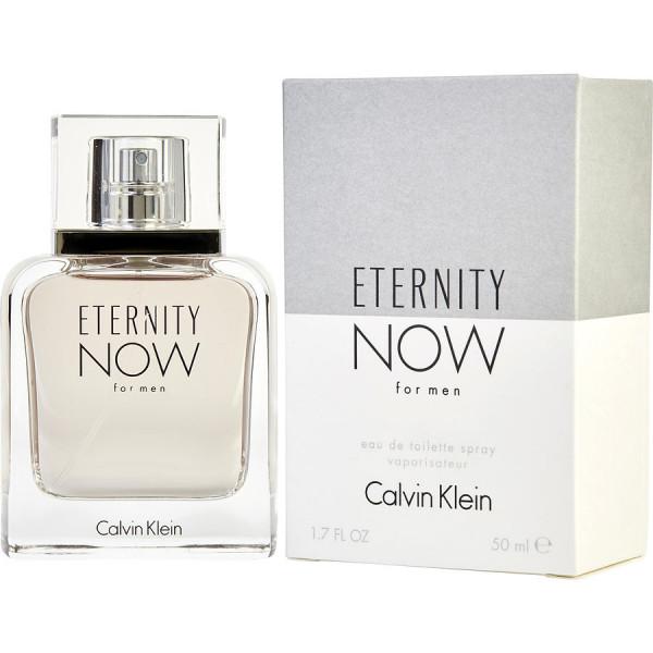 Eternity now -  eau de toilette spray 50 ml