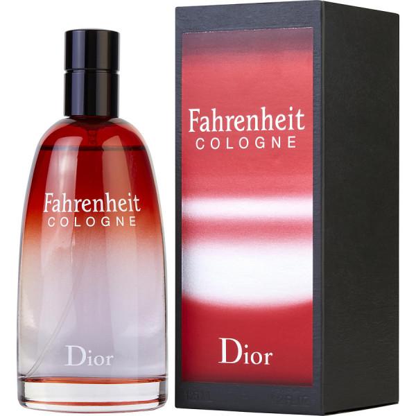 Fahrenheit -  cologne spray 125 ml