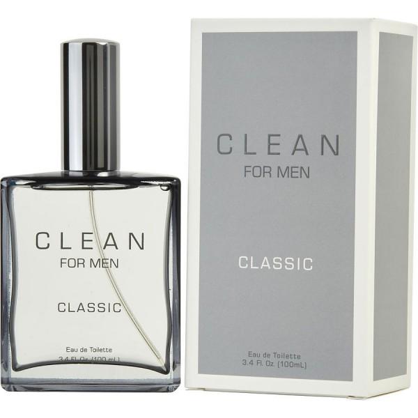 For men classic -  eau de toilette spray 100 ml