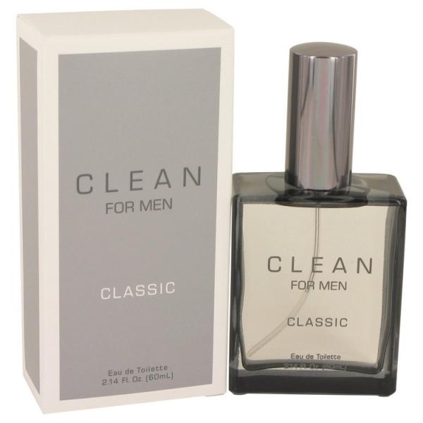 For men classic -  eau de toilette spray 60 ml
