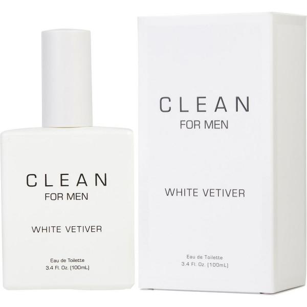 White vetiver -  eau de toilette spray 100 ml