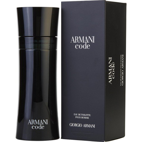 code - giorgio  eau de toilette spray 200 ml
