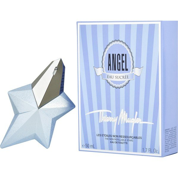 Angel eau sucrée - thierry mugler eau de toilette spray 50 ml